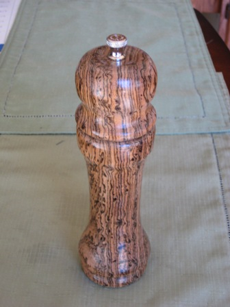 Bocote Peppermill 2 small
