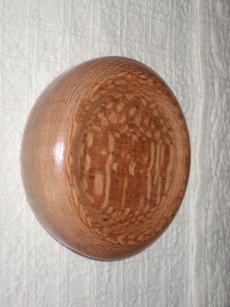 Lacewood bowl 5 small